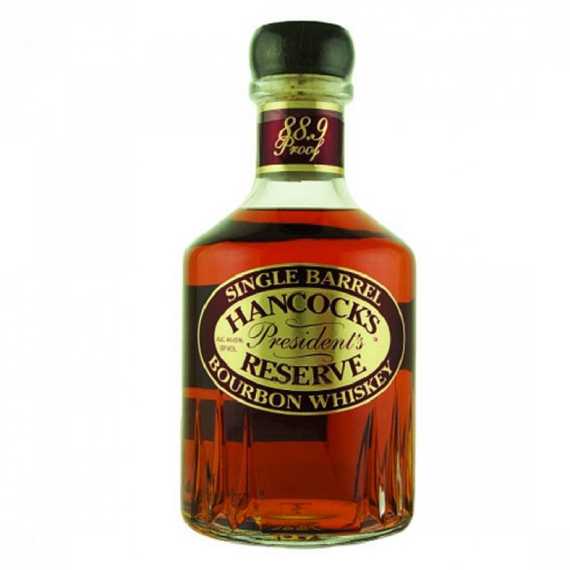 Hancock's President's Reserve Single Barrel Bourbon 0,7l