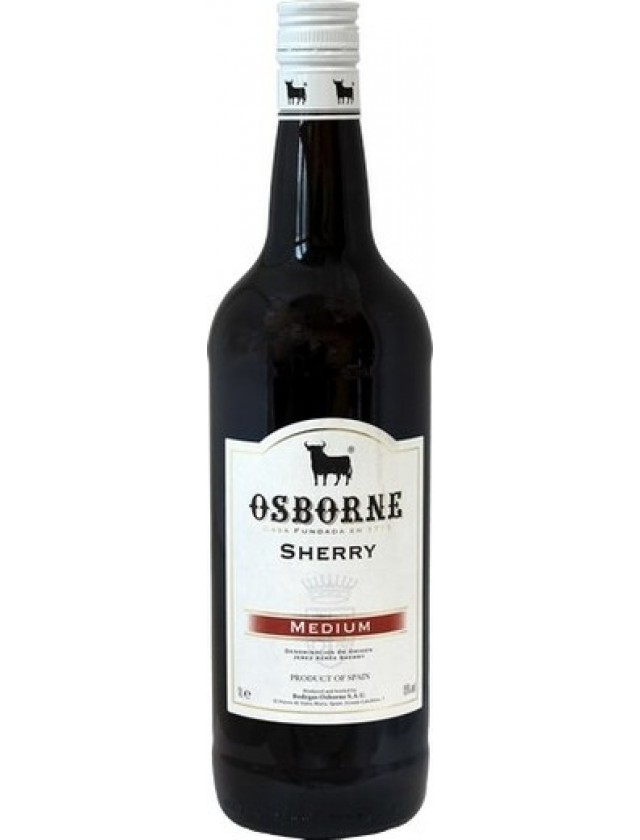 Osborne Sherry Medium 0,75