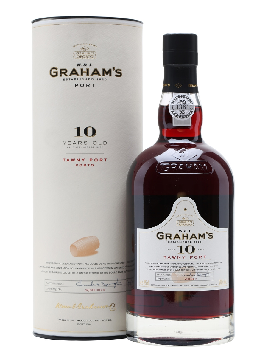 Graham´s Port Wine 10 yo 0,75l