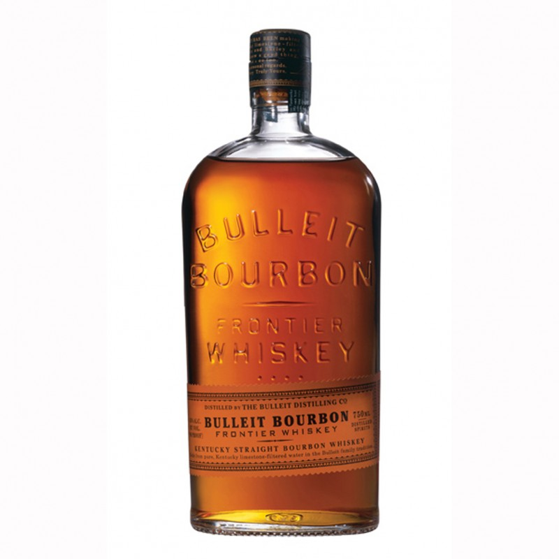 - Bulleit Bourbon Frontier whiskey 0,7
