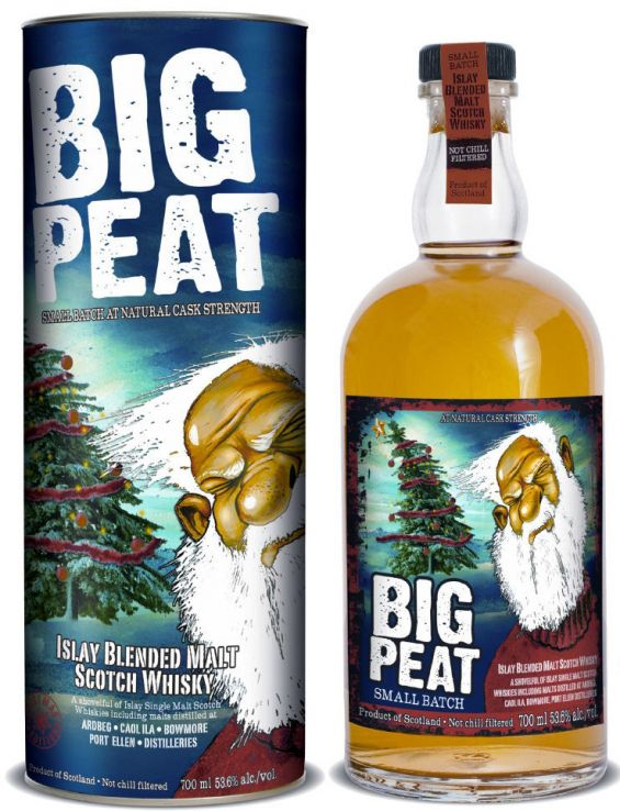 Big Peat Christmas Edition 2016 - Douglas Laing 0,7l