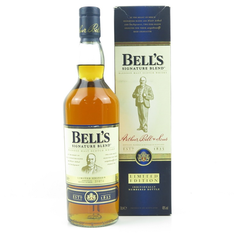 Bell´s Limited Edition Signature whisky 0,7l