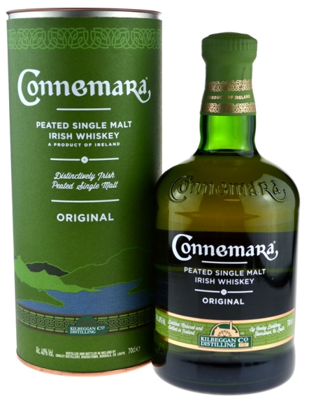 -Connemara Peated Single Malt whisky