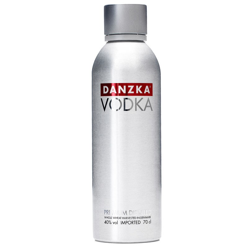 -Vodka Danzka Red 1L