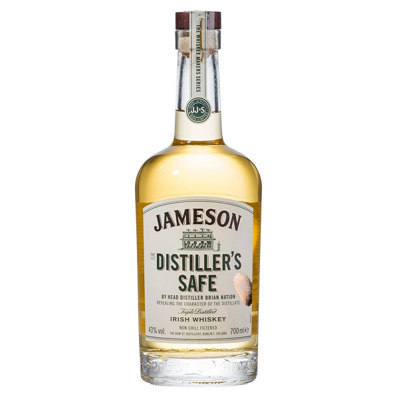 John Jameson The Distiller's Safe