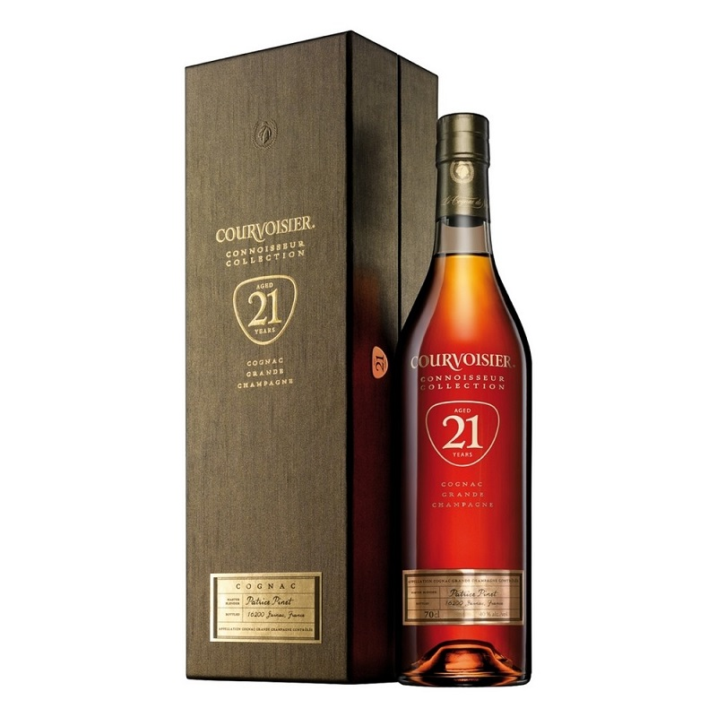 Courvoisier 21 Years Old Connoisseur Collection Cognac 0,7