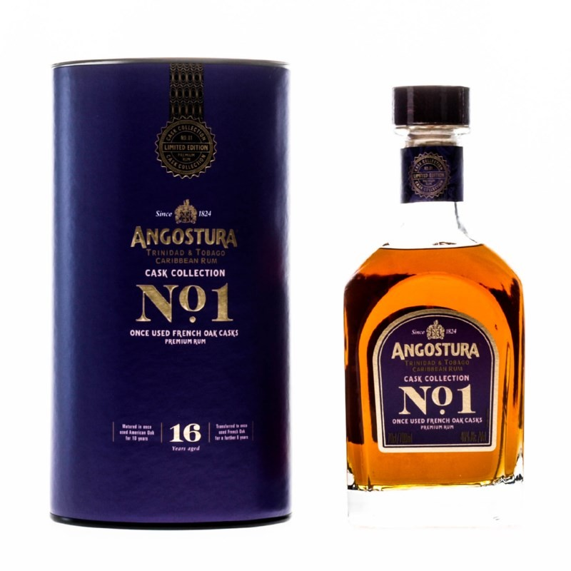 Angostura No.1 Cask Collection 16 yo rum 0,7l