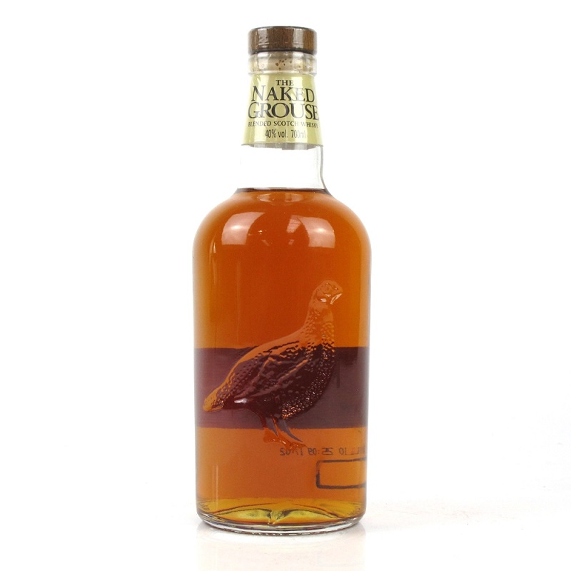 Famous Naked Grouse whisky 0,7l