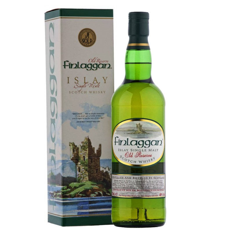 akce a sleva Finlaggan Old Reserve Islay whisky 0,7