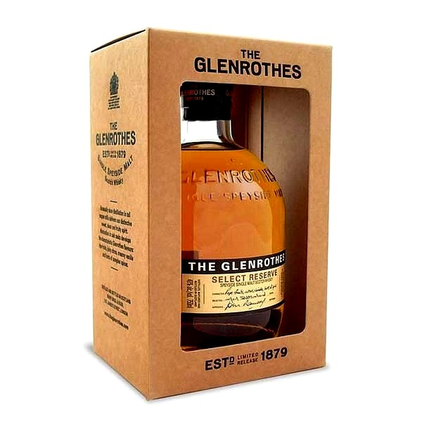 Glenrothes Select Reserve 0,7