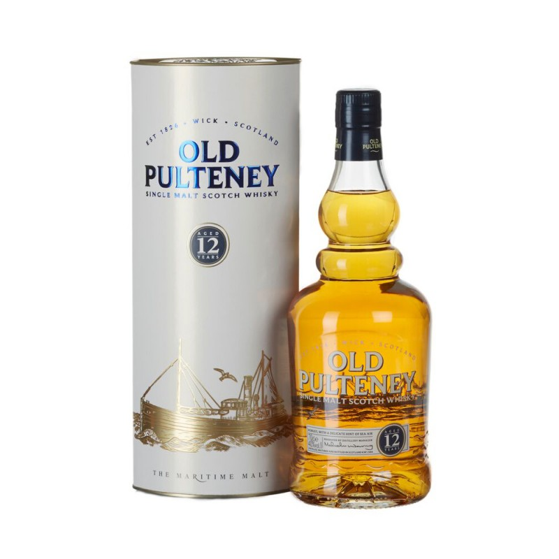 Old Pulteney 12 yo whisky 0,7