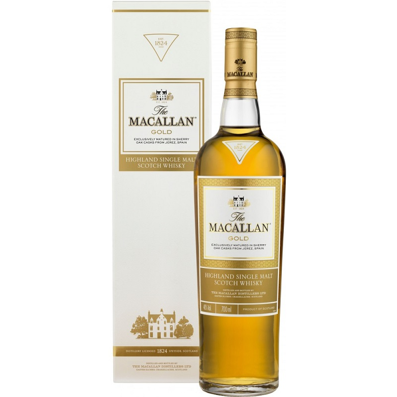 The Macallan Gold whisky 0,7