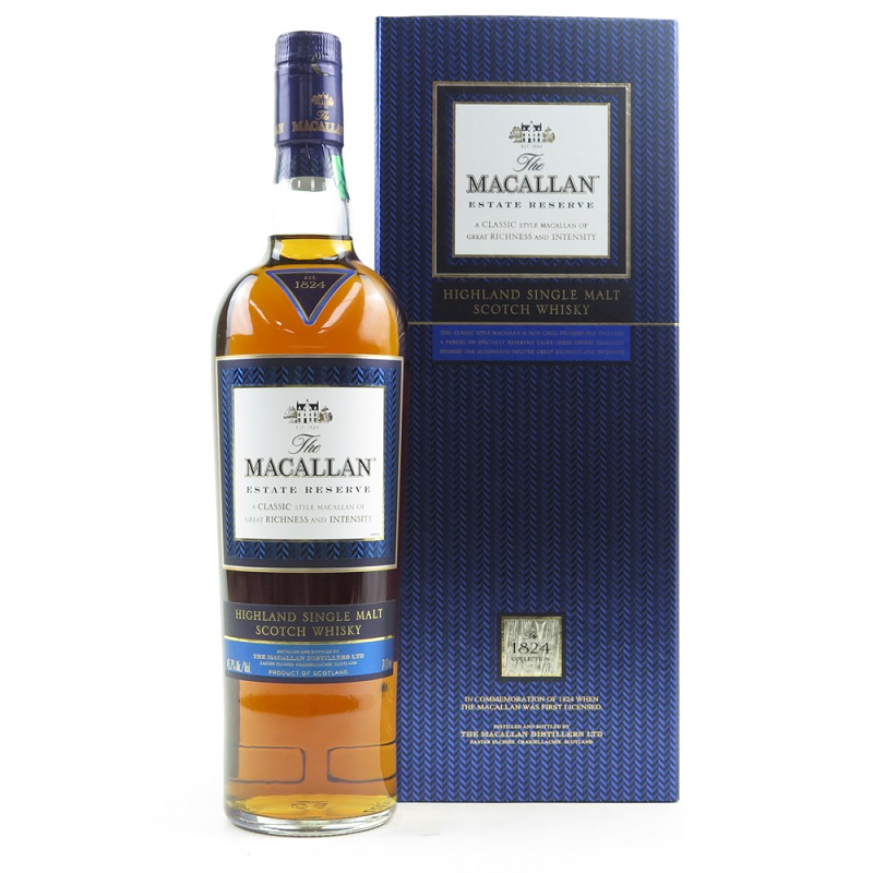 The Macallan Estate Reserve whisky 0,7
