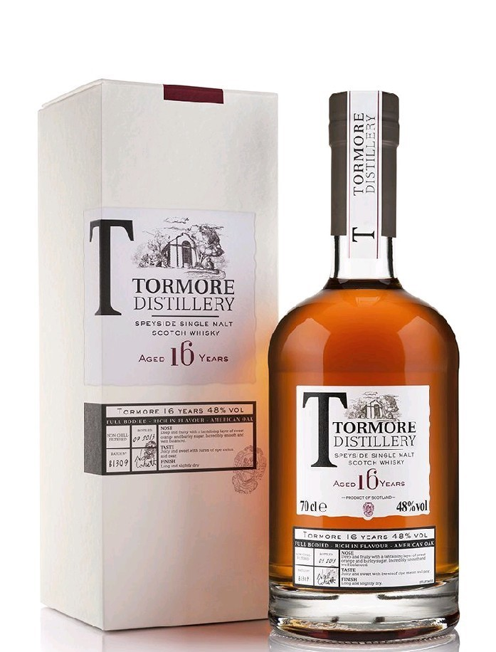 Tormore 16 Years Old whisky 1L