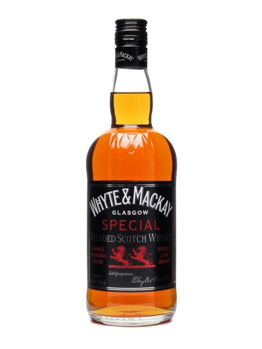 Whisky Whyte & Mackay Special whisky 1l