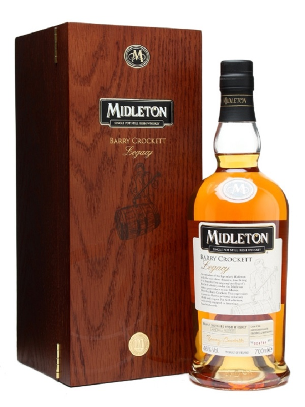 Midleton Barry Crockett 0,7l