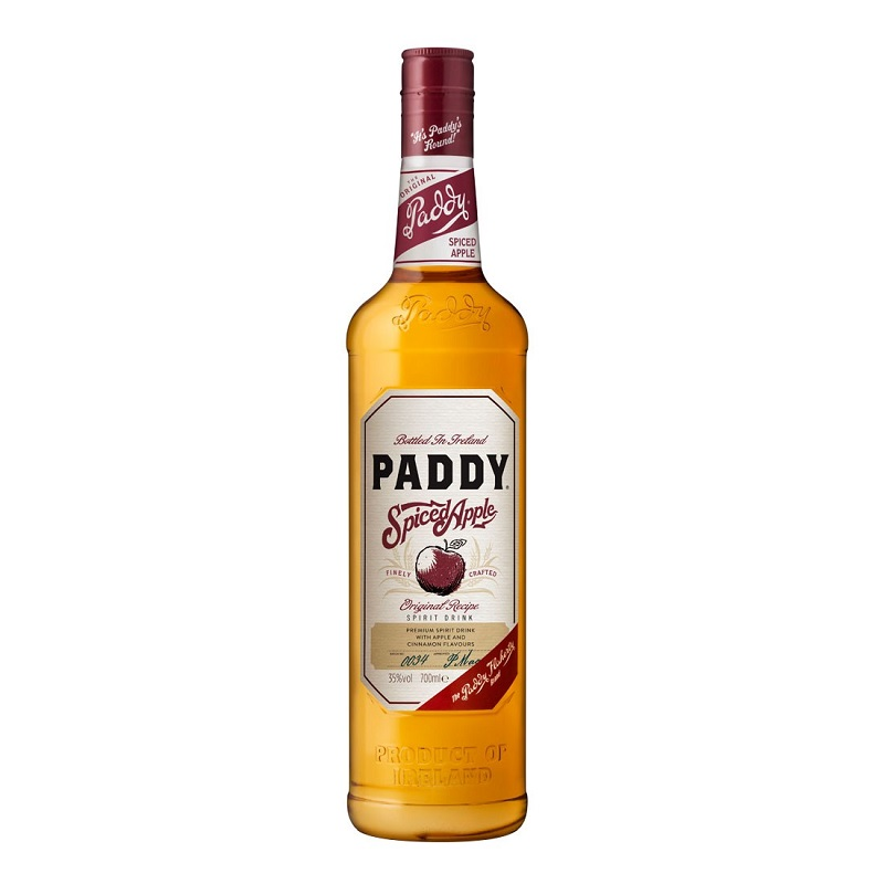 Paddy Devil´s Apple Irská whiskey 0,7l
