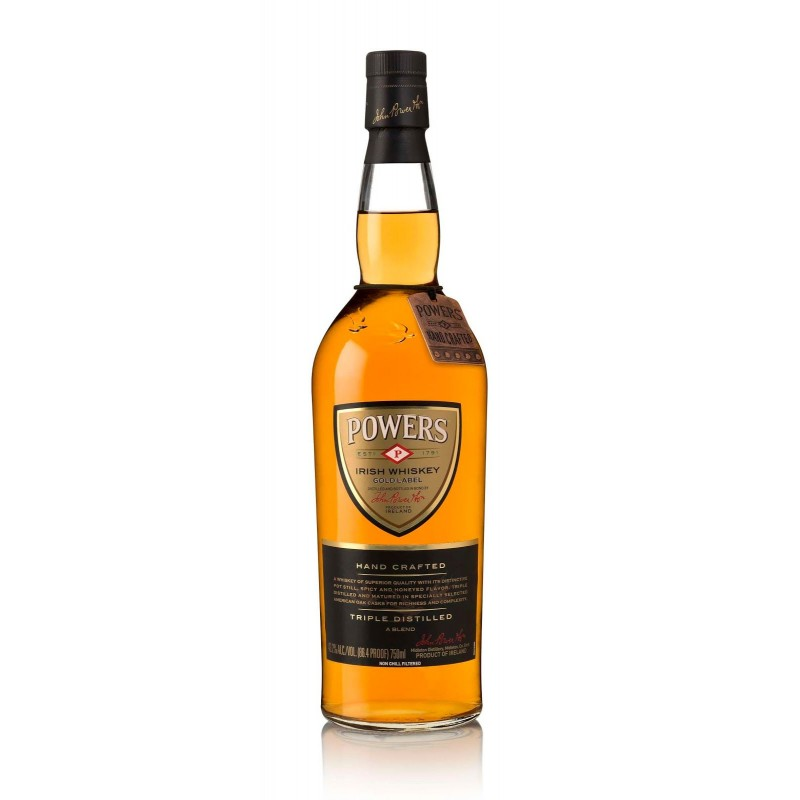 Powers Gold Label Irish whiskey 1l