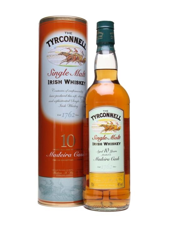 Tyrconnell Irish 10yo Madeira Cask whiskey 0,7l