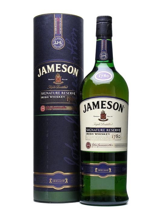 John Jameson Signature Reserve whiskey 1l