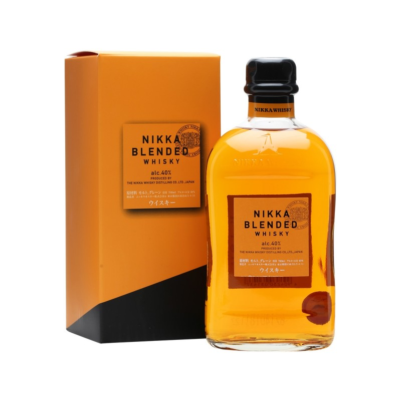 Nikka Blended Japanese whisky 0,7l