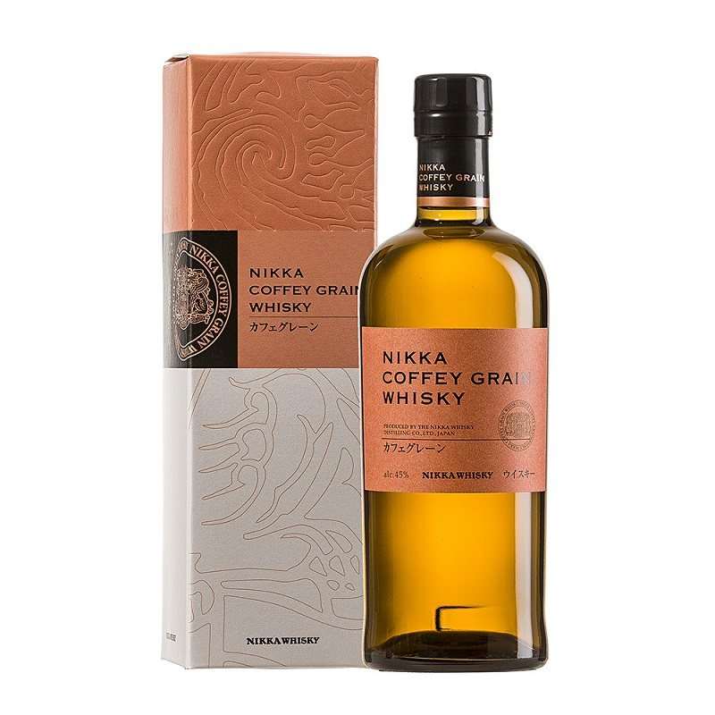 Nikka Coffey Single Grain Japanese whisky 0,7