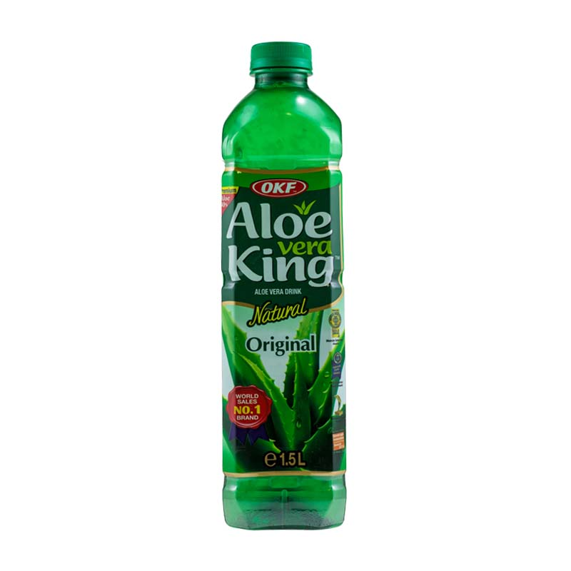 Aloe Vera Top Natural Jižní Korea pet 1,5