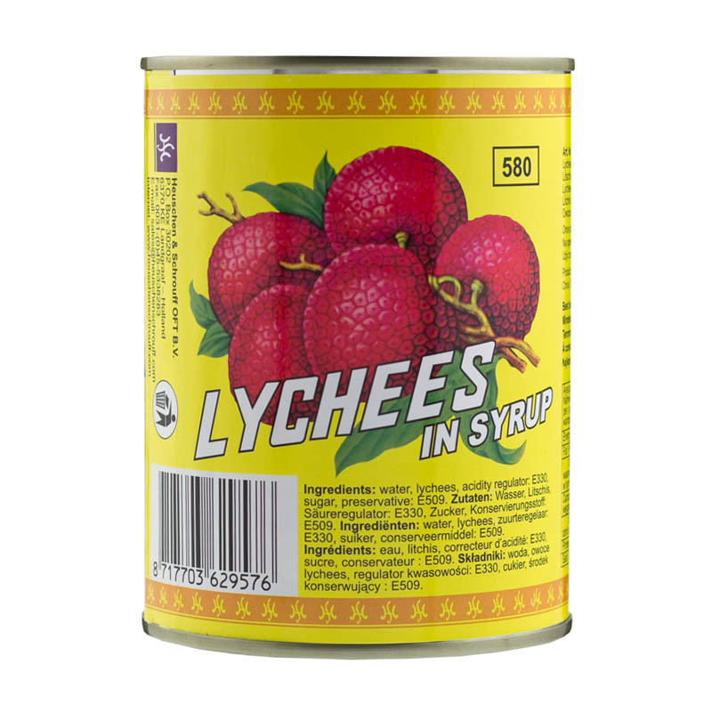 Kompot Lychees Exotic Food Thajsko 565g