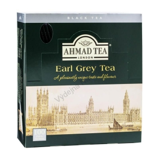 Ahmad Tea Earl Grey Tea 100 x 2 g