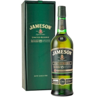 John Jameson 18 yo whiskey 0,7