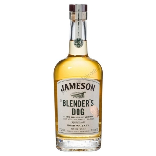 John Jameson The Blender's Dog whiskey