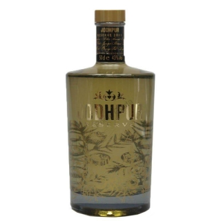 Jodhpur London Dry Reserve gin 0,5