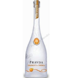 Pravda Orange vodka 0,7