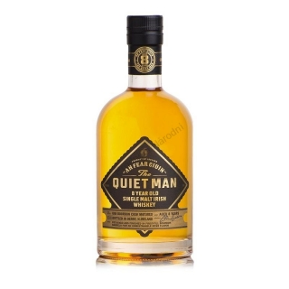 The Quiet Man 8 yo Single Malt Irish whiskey 0,7