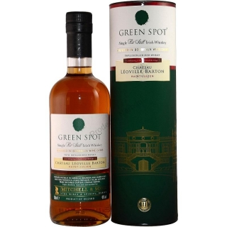 Green Spot Château Léoville Barton Irish whiskey 0,7