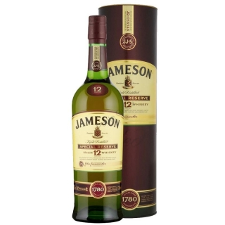 John Jameson 12 yo Special Reserve Irish Whiskey 1l