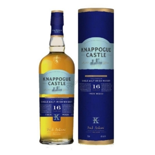 Knappogue Castle 16yo Single Malt Irish whiskey 0,7
