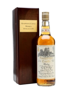 Knappogue Castle 36yo Single Malt Irish whiskey gift set