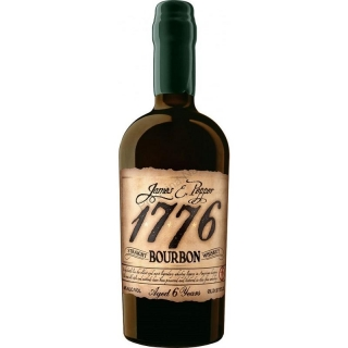 1776 James E. Pepper 7 yo Straight Rye whiskey 0,7