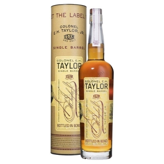 Colonel EH Taylor Straight Rye Whiskey 0,7