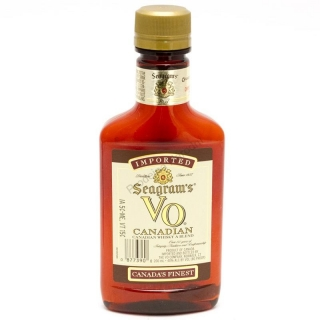 Seagram's VO Canadian whiskey 1l
