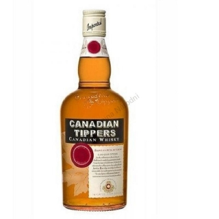 Canadian Tippers Blended whisky 0,7