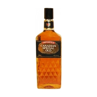 Canadian Special Old blended Canadian whisky 0,7