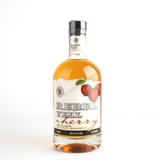 Rebel Yell Cherry Bourbon whiskey 0,7