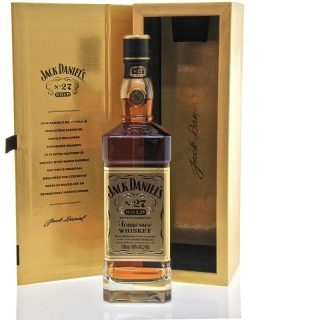 Jack Daniel's Gold Medal No.27 Limited Edition Tennessee Whiskey 0,7