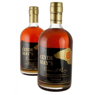Clyde May's whiskey 0,7