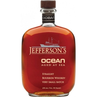 Jefferson's Ocean Aged At Sea Voyage 7 Cask Strength Kentucky Straight Bourbon