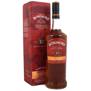 Bowmore 10 Year Old Devil's Cask Inspired Cask Batch 2