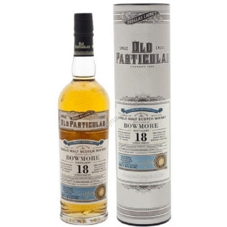 Bowmore 1997 Old Particular 18 years Islay 0,7