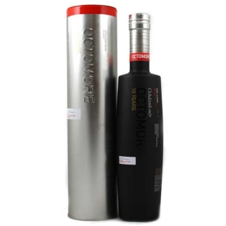 Octomore 10 Super Heavily Peated Islay whisky 0,7